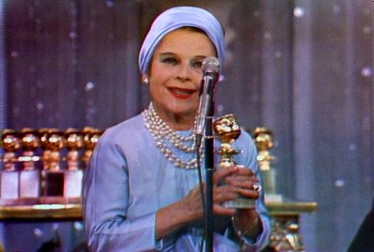 Ruth Gordon Footage from The Golden Globe Awards
