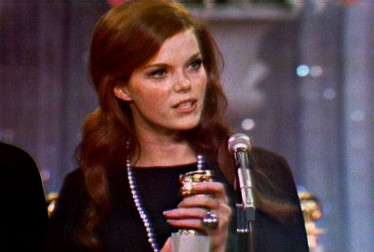 Samantha Eggar Footage from The Golden Globe Awards