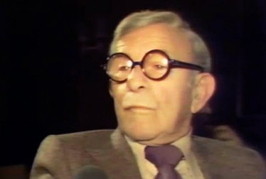 George Burns Footage from The David Sheehan Collection