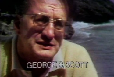 George C. Scott Footage from The David Sheehan Collection