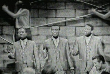The Impressions Footage from Hollywood A Go-Go