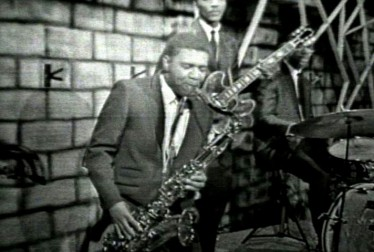 Junior Walker Motown Footage