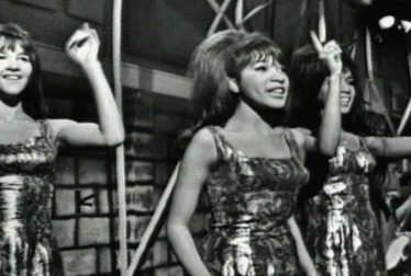 The Ronettes 60s Soul Footage