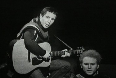 Simon & Garfunkel Footage from Hollywood A Go-Go