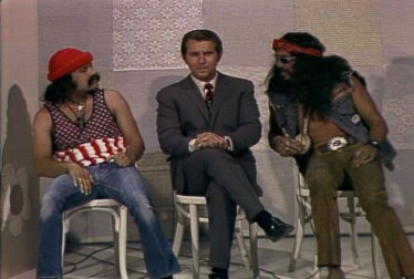 Cheech & Chong Footage from The Helen Reddy Show