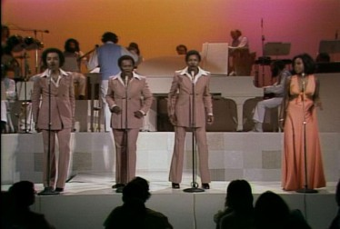 Gladys Knight & The Pips Footage from The Helen Reddy Show