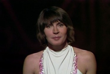 Host Helen Reddy on The Helen Reddy Show Footage