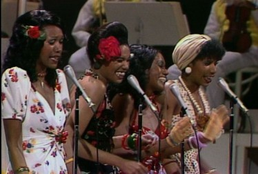 The Pointer Sisters Footage from The Helen Reddy Show