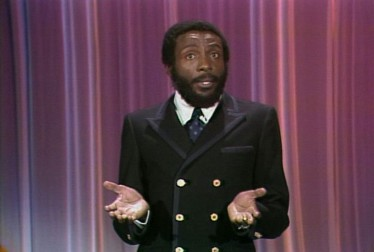 Dick Gregory 70s Stand-Up Comedy Footage