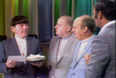 The 3 Stooges Footage from The Joey Bishop Show