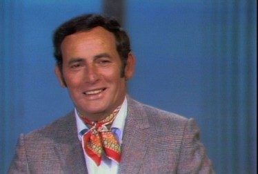 Host Joey Bishop on The Joey Bishop Show Footage