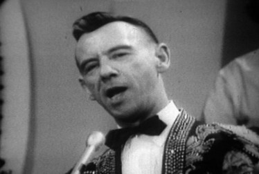 Hank Snow 50s Country Music Footage
