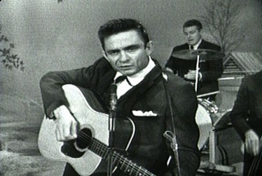 Johnny Cash Footage from The Jimmy Dean Show