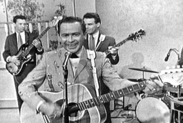 Little Jimmy Dickens 60s Country Music Footage