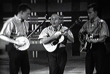 The Kingston Trio Footage from The Jimmie Rodgers Show