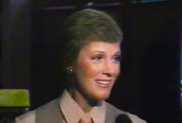 Julie Andrews Footage from The David Sheehan Collection
