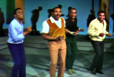 The Four Tops Motown Footage