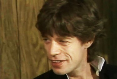 Mick Jagger Footage from The David Sheehan Collection