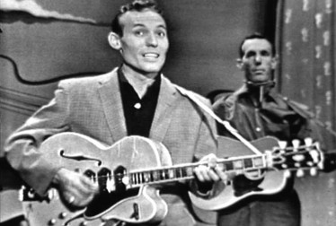 Carl Perkins 50s Rock-n-Roll Footage