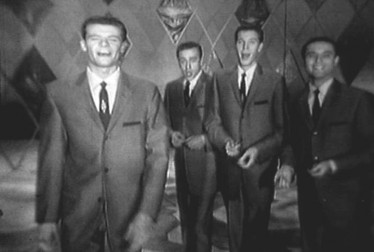 The Diamonds 50s Rock-n-Roll Footage