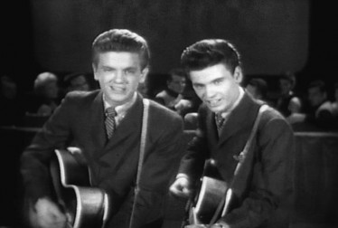 The Everly Brothers 50s Rock-n-Roll Footage