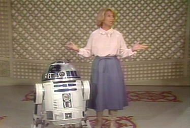 R2 D2 Footage from Dinah!