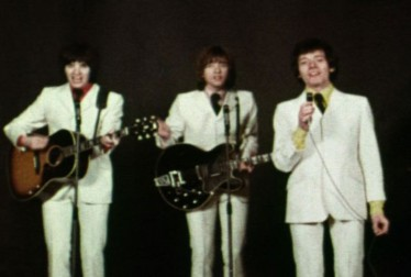 The Hollies 60s Rock Footage