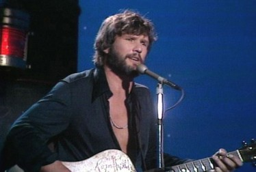 Kris Kristofferson 70s Country Music Footage