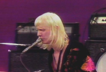 Edgar Winter 70s Rock Footage