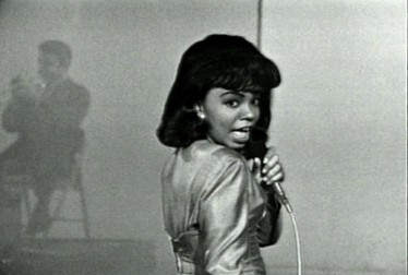 Mary Wells Motown Footage
