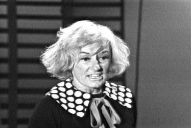 Phyllis Diller 60s Comedy Footage