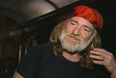 Willie Nelson 80s Country Footage