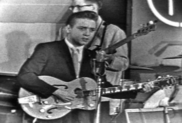 Eddie Cochran 50s Rock-n-Roll Footage