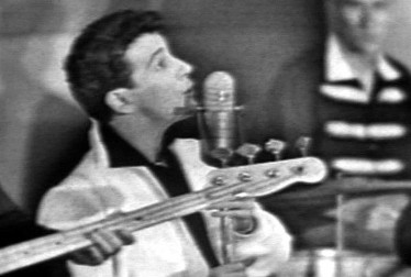 Gene Vincent 50s Rock-n-Roll Footage