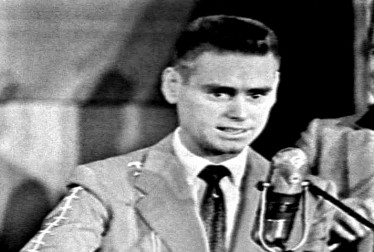 George Jones 50s Country Music Footage