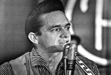 Johnny Cash 50s Country Music Footage