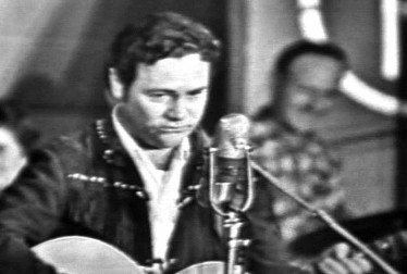 Lefty Frizzell 50s Country Music Footage