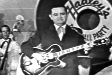 Merle Travis 50s Country Music Footage