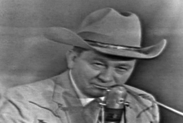Tex Ritter 50s Country Music Footage