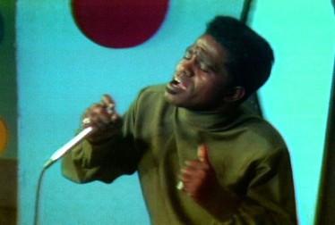 James Brown 60s Soul Footage
