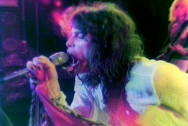 Aerosmith 70s Rock Footage