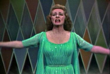 Bette Davis Celebrity Singers Footage