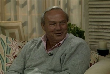 Arnold Palmer Footage from A Conversation With Dinah