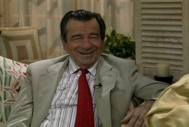 Walter Matthau Footage from A Conversation With Dinah