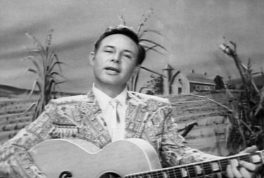 Jim Reeves 50s Country Music Footage