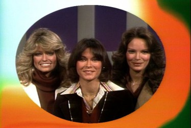 Charlie's Angels Footage from Captain & Tennille Show & Specials