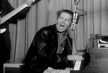 Jerry Lee Lewis 50s Rock-n-Roll Footage