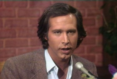 Chevy Chase Celebrity Singers Footage