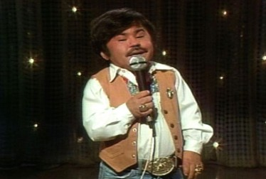 Herve Villechaize Celebrity Singers Footage