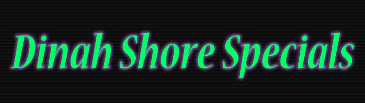 Dinah Shore Specials Footage Library